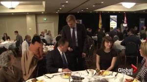 Premier Brian Gallant hints at job creation in Saint John