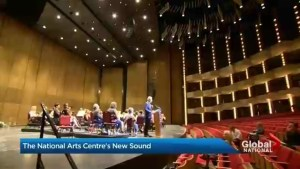 Ottawa's National Arts Centre celebrates 50 years with a renovation delighting musicians
