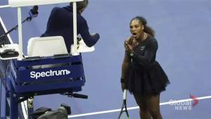 U.S. Open: Serena Williams reignites debates on sexism and sportsmanship