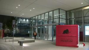 Royal Alberta Museum lead architect on the work done leading up to Wednesday's opening