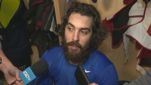 Winnipeg Jets Mathieu Perreault – Nov. 13