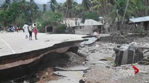 Haiti death toll climbs in wake of Hurricane Matthew