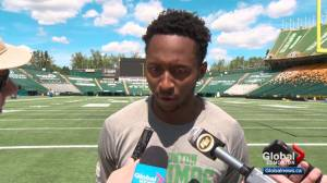 Tevaun Smith seeks success with Eskimos