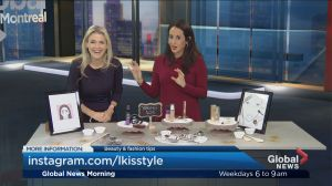 Lisa Kisber explains 'baking' makeup trend