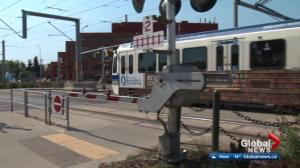 Edmonton LRT suspension
