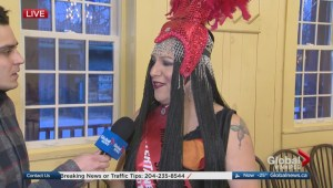 Global News Morning at Festival du Voyageur Part 2