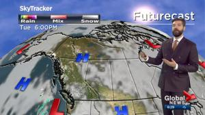 Edmonton Weather Forecast: March 5