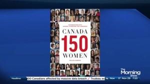 150 inspiring Canadian women for Canada 150