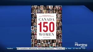 150 inspiring Canadian women for Canada 150 (03:33)
