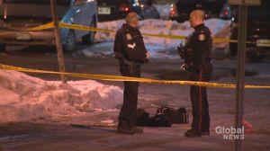 Gunfire leaves 1 man dead in Etobicoke