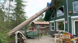 Weekend storms leave extensive damage in parts of Saskatchewan
