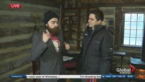 Global News Morning at Festival du Voyageur Part 4