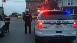 Kingston Police investigate alleged 'car surfing' incident