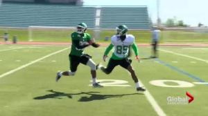 Saskatchewan Roughriders look to tighten up on defence