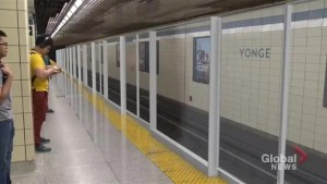 TTC looking into possibility of safety barriers for subway platforms