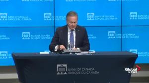 Poloz: All indicators are that Canadian economy remains strong