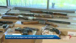 Does Canada need a handgun ban?