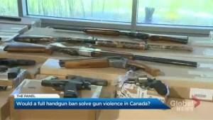 Does Canada need a handgun ban?