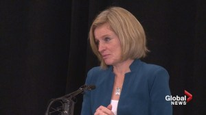 Notley not ready to make decision on supporting potential Calgary bid for 2016 Olympic Games