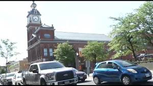 Downtown Peterborough is getting ready for a busy summer. (01:51)