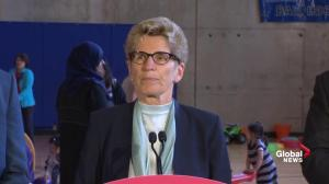 Wynne: Provincial budget fulfills what Mayor Tory wants for Toronto