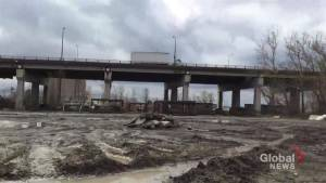 Approved $1-billion plan for Gardiner East could cost more than planned