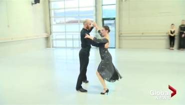 Ballet Kelowna heating up stage with tango on Feb  1