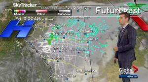 Edmonton Weather Forecast: Sept. 20