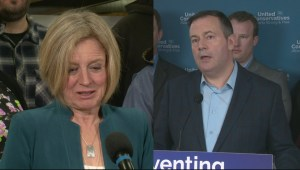 Highlights of the Alberta election campaign