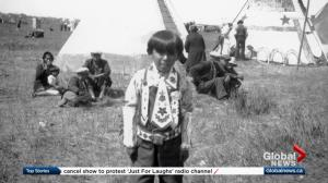 Alberta art exhibit curators hope to identify Indigenous boy