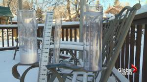 Calling all Alberta weather enthusiasts: set up a weather station in your backyard