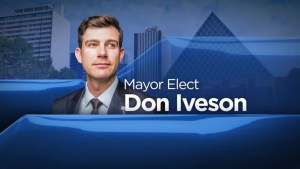 Don Iveson re-elected as mayor of Edmonton