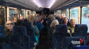 Road-tripping BC seniors make the CFR in Edmonton a must-see event