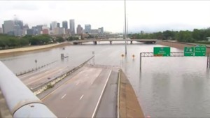 At least nine dead, Houston faces 5th day of storm