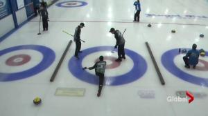 Team McCrady aims to rock the B.C. Winter Games