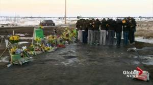 Supporting those affected by the Humboldt Broncos bus crash tragedy