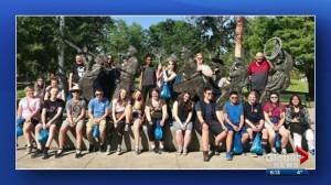 Group of Alberta students stranded in New Orleans