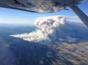 Princeton Wildfire evacuations expanded