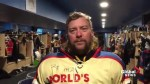 Death in organizer's family leaves 'hole' at World's Longest Hockey Game
