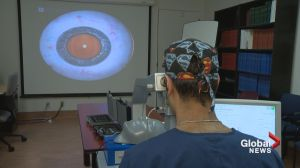 "High-tech simulator gives future eye surgeons in Calgary ""real life"" training"