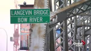 Calgary moves closer to renaming Langevin Bridge