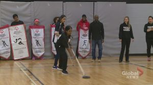 Ajax students commemorate Special Olympics Day
