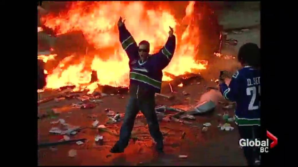 Looking back: 5 years since Stanley Cup riot - BC | Globalnews.ca
