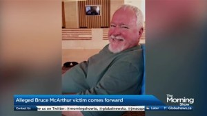 Toronto man haunted by date with alleged serial killer Bruce McArthur