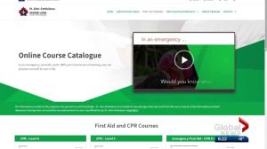 Edmonton company helps St. John Ambulance launch online First Aid courses