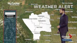 Edmonton Weather Forecast: March 8