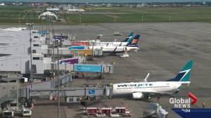 Security breach at Edmonton International Airport