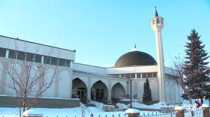 Edmonton Mosque opens doors for homeless