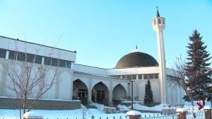 Edmonton Mosque opens doors for homeless