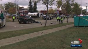 Police allege driver was high during fatal Mill Woods collision last fall